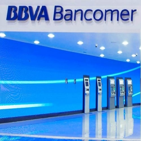 Bancomer BBVA Bank of America is a Crown Subsidiary ™ ABN Washington D.C. District of Columbia in God We Trust