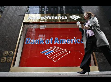 Bank of America is a Crown Subsidiary ™ ABN Washington D.C. District of Columbia in God We Trust