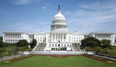 Theocratic Voting Monarchy and Sovereignty of the United States of America - the Senate Building
