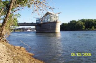 Republic of California the Sacramento river CA