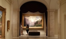 The White House National Gallery of Art, Washington, DC. Photo Me, July 2015.