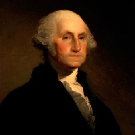 His Royal Highness General George Washington the First Sovereign of the Sovereignty and Monarchy of the United States of America