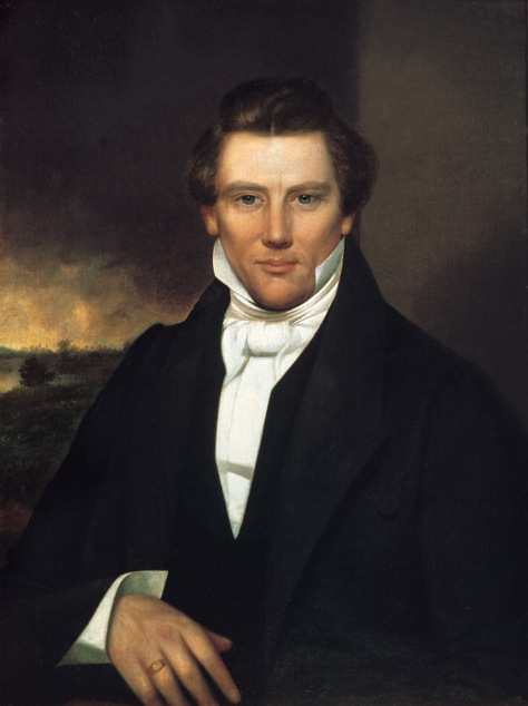 The Prophet Joseph Smith a continuance of the renaissance and establishment of the United States of America