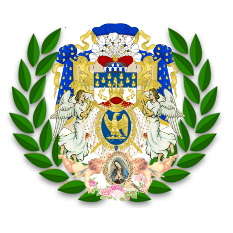 Agape Amourus Sanctus Eternus - Van Heemstra coat of Arms of her Royal Highness Son Altesse Royal Edda van Heemstra Audrey Kathleen Hepburn Ruston 1st