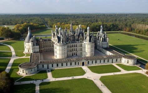 Department and Ministry of Education The United States of America The Chambord a Loire Valley Castles Day