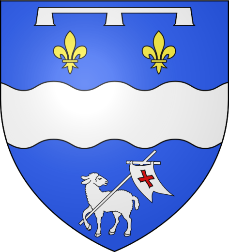 Department of Education The United States of America - Blason Ville France Saint Jean le Blanc Loiret - Orleans