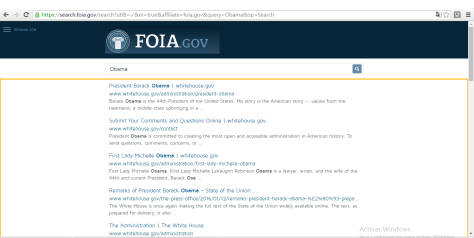 FOIA.gov website and those responsible for it are charged with mutlple felony Counts in conspiracy to cover up mass murder