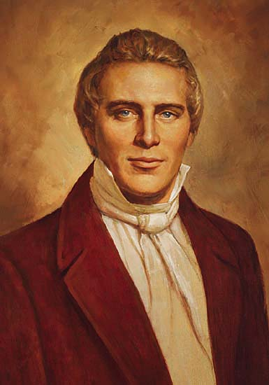 Joseph Smith, Jr. was an American religious leader and founder of Mormonism