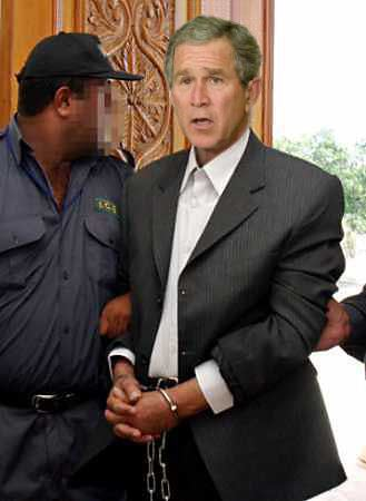 news-headlines-bush-citizens-arrest