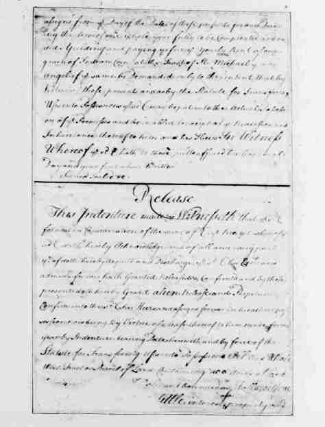 Page 15 American Preservation Society -Legal Release of an Indentured Servant - The new Congressional Library of the Theocracy of the United States of America