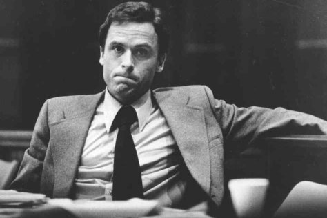 Ted Bundy a Suit and Tie Mason