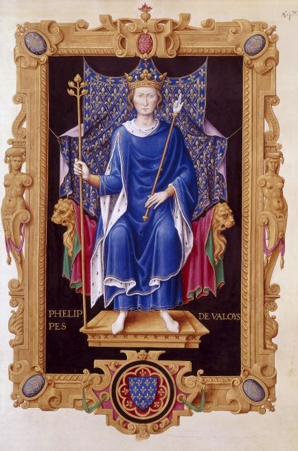 The National Gallery Digital Collection - Euromasters Collection - Philip VI of France